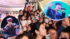 Sơn Tùng M-TP khiến fan Hà Nội 'điên đảo' chỉ với 3 ca khúc