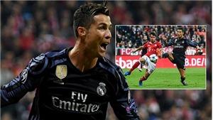 Zidane: Real thắng bằng sự nhẫn nại. Ancelotti: Bayern Munich còn 90 phút lượt về