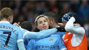 Rất nhiều cầu thủ Man City 'sốc' khi Pep Guardiola vẫn dùng Nasri