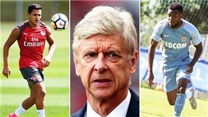 HLV Wenger tiết lộ sự thật vụ Sanchez ở lại và hỏi mua Lemar giá 100 triệu