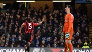 Video clip bàn thắng Chelsea 0-3 Bournemouth: Thất bại gây sốc ở Stamford Bridge