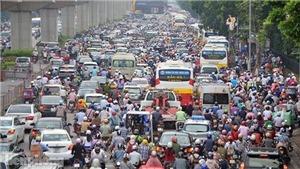 Hà Nội - Những con đường kẹt cứng xe cộ (*)