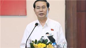 Chủ tịch nước: Kịp thời thanh tra, kết luận các vụ việc gây bức xúc trong dư luận