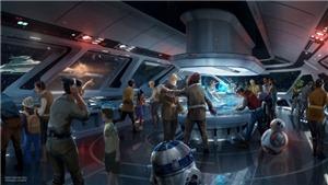 Disney mang 'Chiến tranh giữa các vì sao' về trái đất