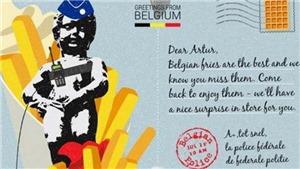 Europol gửi bưu thiếp vui nhộn tới 21 tên tội phạm bị truy nã gắt gao nhất châu Âu