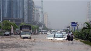 Nhiều khu đô thị mới ở Hà Nội cứ mưa là thành 'ốc đảo': Vì sao?