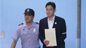 Người thừa kế Tập đoàn Samsung Hàn Quốc bị kết án 5 năm tù
