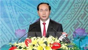 Toàn văn Thư chúc mừng khai giảng năm học mới của Chủ tịch nước Trần Đại Quang