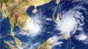 Cập nhật bão số 11: Bão đi vào Nam Vịnh Bắc Bộ và suy yếu thành áp thấp giật cấp 9