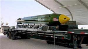 Mỹ phê chuẩn thương vụ gần nửa tỉ USD bán bom cho Singapore