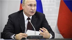 Tổng thống Putin khẳng định được vũ trang tốt hàng đầu thế giới