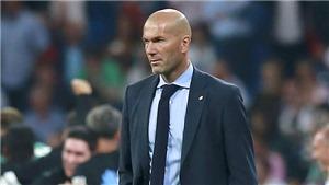 Triết lý lỗi thời, Zidane phải thay đổi Real Madrid ngay