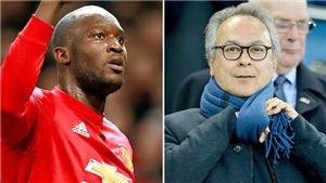Lukaku có thể kiện chủ tịch Everton