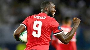 Romelu Lukaku ngày càng là trung phong M.U cần