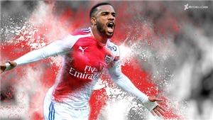 Với Lacazette, Arsenal xây tham vọng kiểu Arsene Wenger