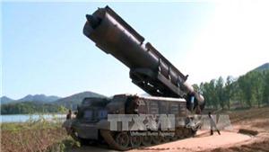Triều Tiên để ngỏ khả năng tạm ngừng thử hạt nhân, tên lửa