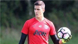 Mourinho tuyên bố Man United đã có thủ môn xuất sắc nhất thế hệ tiếp theo của Bồ Đào Nha