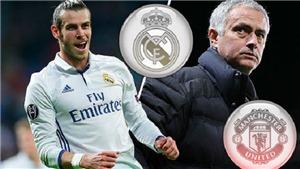 Man United đứng trước cơ hội 'ngàn năm có một' để chiêu mộ Gareth Bale