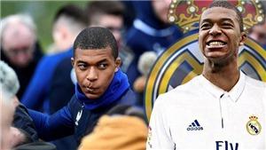 Báo Tây Ban Nha: Kylian Mbappe đồng ý sang Real Madrid