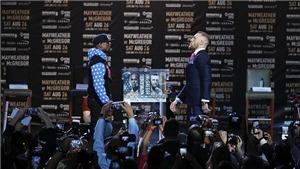Conor McGregor tuyên bố sẽ đánh Floyd Mayweather 'bất tỉnh' ở trận đấu bạc tỷ