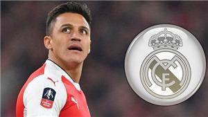 Arsenal đã mời Real mua Sanchez vào ngày cuối, nhưng gặp câu trả lời QUÁ ĐẮNG
