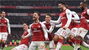 Video clip highlights bàn thắng trận Arsenal 2-0 Tottenham