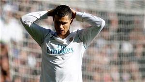 CẬP NHẬT sáng 30/12: Ronaldo muốn rời Real. Mourinho không thể cho Lukaku nghỉ ngơi
