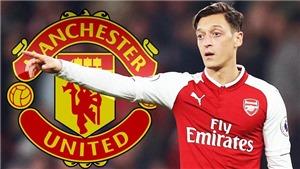 Tin HOT M.U 14/12: Oezil thích sang M.U hơn Barca. Mourinho giải thích lý do loại Mkhitaryan