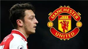 CHUYỂN NHƯỢNG M.U 17/12: Mất 8 triệu bảng để có Oezil. 6 cầu thủ ra đi trong tháng Giêng
