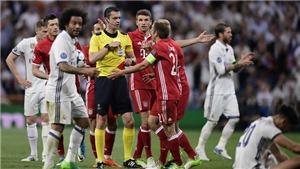 Lewandowski: 'Trọng tài như thế thì Bayern thắng làm sao được'
