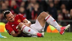 Vì sao Man United nguy hiểm và khó lường hơn khi mất Ibrahimovic?
