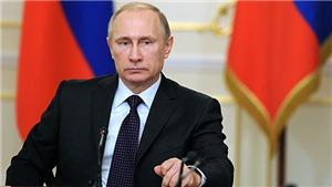 Tổng thống Putin tuyên bố trục xuất 755 nhà ngoại giao Mỹ