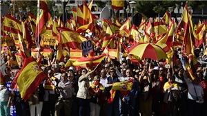 Tòa án Hiến pháp Tây Ban Nha bãi bỏ tuyên bố độc lập của vùng Catalunya