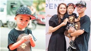 Con trai của Ngọc Thạch tình cảm hôn má mừng mẹ 'lên chức' bà chủ