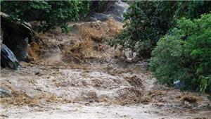 Sẽ xuất hiện 1 đợt lũ trên lưu vực sông Thao, sông Lô và thượng lưu sông Thái Bình