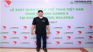 Thể thao NKT Việt Nam xuất quân tham dự ASEAN Para Games 9