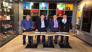 Ngày 14/10, HLV Park Hang-seo có mặt ở Việt Nam