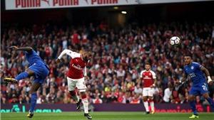Alexandre Lacazette đang gợi nhớ kí ức Thierry Henry ngày nào của Arsenal