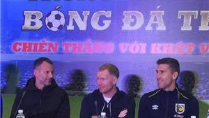 Ryan Giggs nói về khả năng đưa M.U và Sir Alex đến Việt Nam
