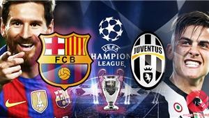 Dự đoán có thưởng trận Juventus - Barcelona cùng 'TRƯỚC GIỜ BÓNG LĂN'