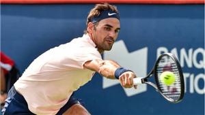 TENNIS ngày 12/8: Federer 'tốc hành' vào Bán kết Rogers Cup. Zverev tự tin vượt mặt 'Big Four'