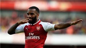 Fan Arsenal chì chiết Wenger khi Lacazette lập 'siêu phẩm' trên sân tập của tuyển Pháp