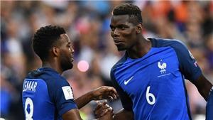 Pogba lại đóng vai 'siêu cò', muốn đưa Lemar tới M.U