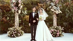 Chiếc váy cưới tiền tỷ của Song Hye Kyo được Dior thiết kế như thế nào?
