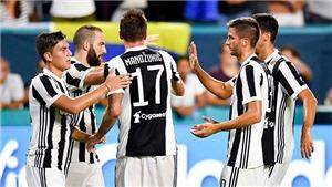 Higuain sục bóng tinh tế, Juventus hạ PSG đầy kịch tính