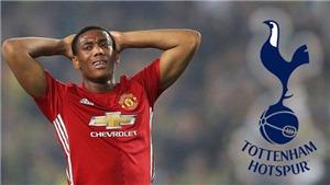 CHUYỂN NHƯỢNG M.U 13/08: Tottenham hỏi mua Martial, vụ Perisic sắp hoàn tất, M.U săn sao trẻ Italy