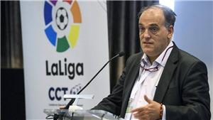 Chủ tịch La Liga: 'Với vụ Neymar, PSG đang... tè vào bể bơi'