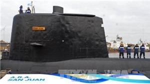 Gió xoáy, sóng cao cản trở tìm kiếm chiếc tàu ngầm mất tích của Argentina