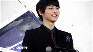 Fan Việt khấp khởi khi Song Joong Ki xác nhận dẫn show Mnet