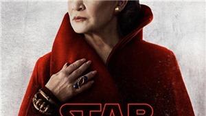 Poster bí ẩn về các nhân vật trong 'Star Wars: The Last Jedi'